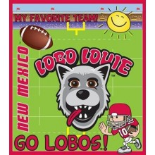 New Mexico Lobos 24 Piece Youth Puzzle