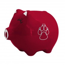 Mexico Lobos Ceramic Piggy Bank