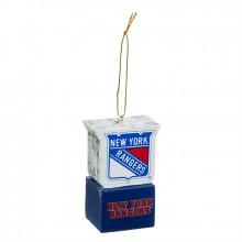 New York Rangers Team Mascot Ornament