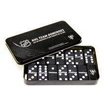 Pittsburgh Penguins Double Six Domino Set