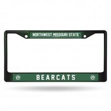 Northwest Missouri State Metal License Plate Frame