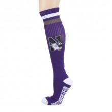 Northwestern Wildcats Purple Tube Socks