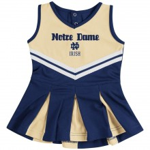 Notre Dame Fighting Irish  Colosseum Infant  Cheerdress