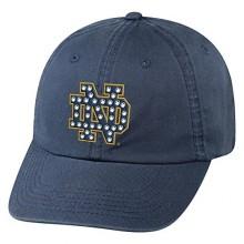 Notre Dame Fighting Irish Ladies Radient Jeweled Hat