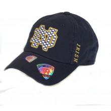 Notre Dame Fighting Irish SideBar Adjustable Hat