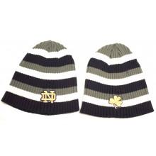 Notre Dame Fighting Irish Knit Multi Stripe Beanie