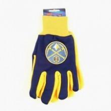 Denver Nuggets Team Color Utility Gloves