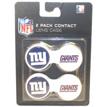 New York Giants 2 Pack Contact Lens Case