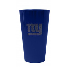 New York Giants 16 oz Glitter Pint Glass