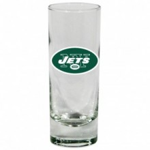 New York Jets  Cordial 2 oz Shot Glass