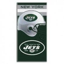 "New York Jets 30"" x 60"" Oversized  Beach Towel"