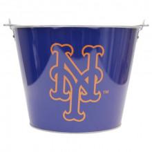 New York Mets Solid 5 QT Ice Bucket