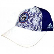 New York City Football Club Lace Adjustable Hat
