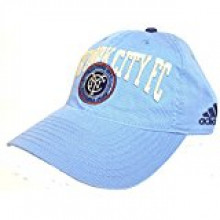New York City Football Club Slouch Adjustable Hat