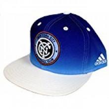 New York City Football Club Faded Adjustable Hat