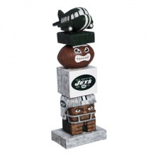New York Jets Tiki Totem