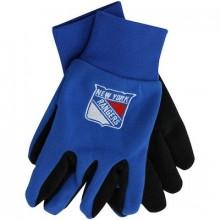 New York Rangers Utility Gloves