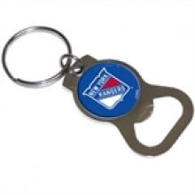 New York Rangers Bottle Opener Keychain