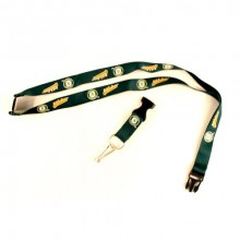 MLB Oakland Athletics Team Color Breakaway Lanyard Key Chain