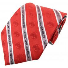 NCAA  Ohio State Buckeyes Prep  Silk Necktie