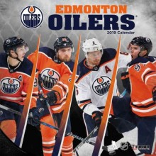 Edmonton Oilers 12 x 12 Wall Calendar