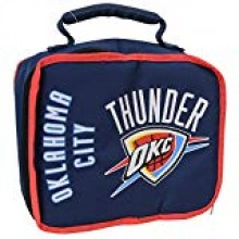 NBA Oklahoma City Thunder (OKC)  Sacked Insulated Lunch Cooler Bag