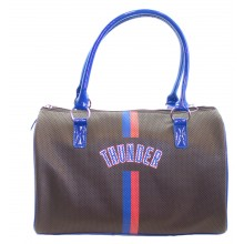 NBA OKC Thunder Satchel Purse Bag