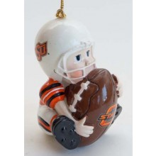 Oklahoma State Lil Fan Ornament