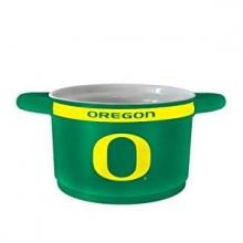 Oregon Ducks 23-Ounce Sculpted Gametime Bowl