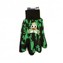 NCAA Oregon Ducks Team Color Camo Utility Gloves