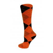 Oregon State Beavers Argyle Dress Socks
