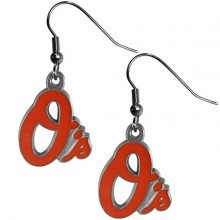 Baltimore Orioles O's Dangle Earrings
