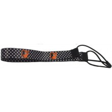 Baltimore Orioles Polka Dot Headband