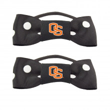 Oregon State Beavers Bow Pigtail Holders