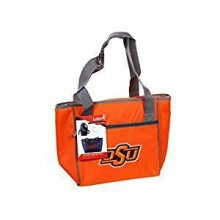 NCAA Oklahoma State Cowboys Licensed 16 Can Tote Bag Cooler