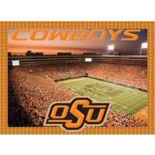 Oklahoma State Cowboys 500 Piece Puzzle
