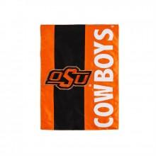 Oklahoma State Cowboys Embellish Garden Flag