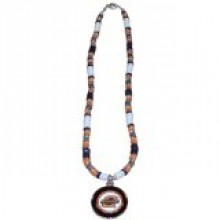 Oklahoma State Cowboys Shell Necklace, 18-Inch, White