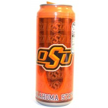 Oklahoma State Cowboys Cool Gear 16 oz  Insulated Travel Drink Can