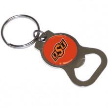 Oklahoma State Cowboys Bottle Opener Keychain