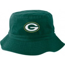 Green Bay Bucket Hat Cap Lid (Small/Medium)