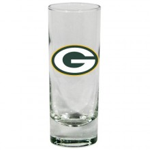 Green Bay Packers Cordial 2 oz Shot Glass