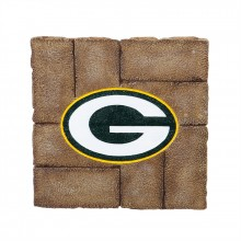 Green Bay Packers 12 inch x 12 inch Garden Stone