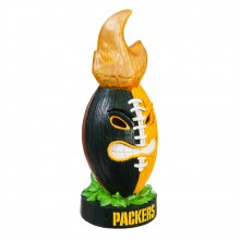 Green Bay Packers 12 inch Light Up Tiki Totem