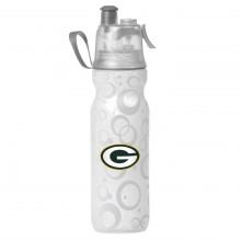Green Bay Packers  Mist N' Sip Water Bottle 20 oz.