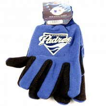 MLB San Diego Padres Team Color Utility Gloves