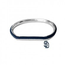 San Diego Padres Hair Tie Bangle