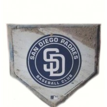 San Diego Padres Home Plate Mouse Pad