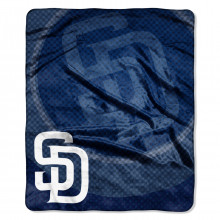 San Diego Padres 50 x 60 inches Royal Plush Raschel Throw