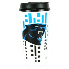 Carolina Panthers 32-ounce Single Wall Hype Tumbler